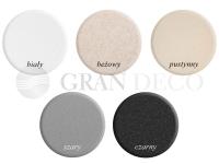 zlewozmywak granitowy merkury - kolory